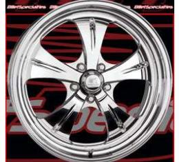 Street Smart Qualifier Billet Wheel 17 X 11