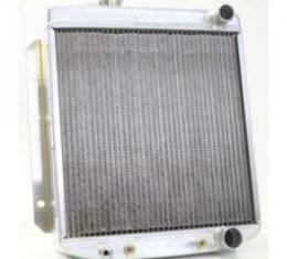 60/65 FALCON ALUMINUM GRIFFIN RADIATOR AUTO TRANS - V-8