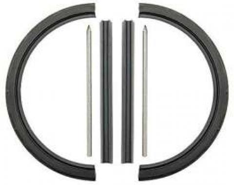 Rear Main Seal Set - 2 Pieces
