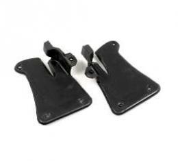Quarter Post Seals - Rubber - 2 Door Hardtop and Convertible