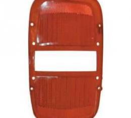 Tail Light Lens - With FoMoCo Script
