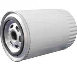 1967-1973 FORD FACTORY STYLE REPRODUCTION OIL FILTER-WHITE