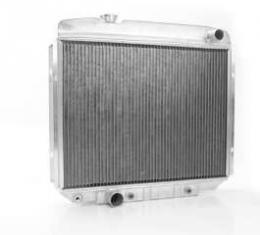 62/65 FAIRLANE ALUMINUM GRIFFIN RADIATOR AUTO TRANS - V-8