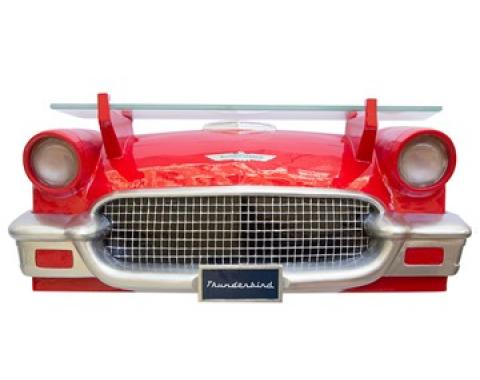 Ford Thunderbird Front End Wall Shelf, with Working Lights