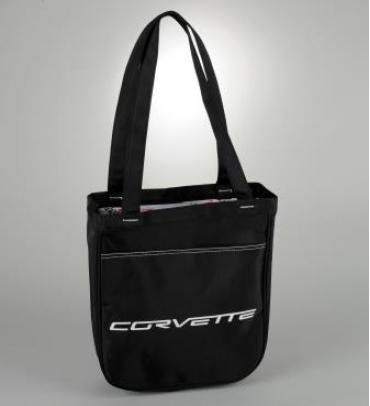Corvette Reversible Microfiber Tote