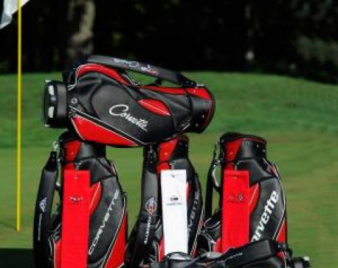Corvette Staff Golf Bag, with Embroidered Logo
