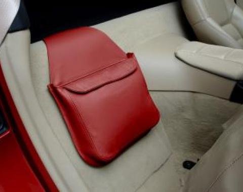Corvette Route Bag, Leather, 2005-2013