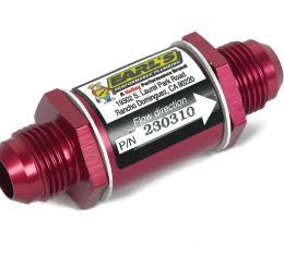Earl's Performance Aluminum In-Line Oil Filter 230310ERL