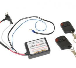 """Corvette Z06 Exhaust Control Kit, """"Mild To Wild"""", 2006-2013"""