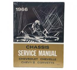 Corvette Service Manual, 1966