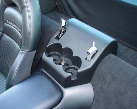 Corvette C5 Storage Console Package, Coupe 1997-2004