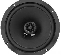 RetroSound 6.5-Inch Premium Ultra-thin GMC Suburban Rear Door Replacement Speakers