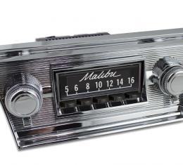 RetroSound 1966-67 Chevrolet Malibu Hermosa Radio