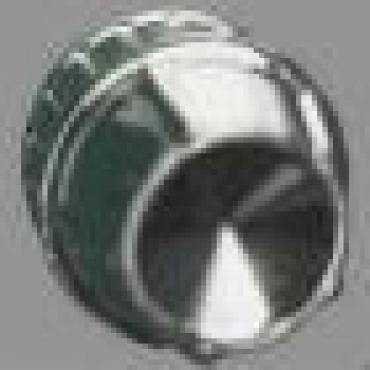 RetroSound Chrome Front Knobs (#11) / Chrome Rear Knobs (#74)