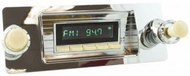 RetroSound 1947-53 Chevrolet Trucks Hermosa Radio