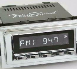 RetroSound 1966-69 Buick Riviera Hermosa Radio