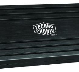 RetroSound Technophonic 5-channel Class D Power Amplifier