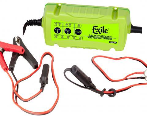 RetroSound Exile EX-1 Battery Keeper