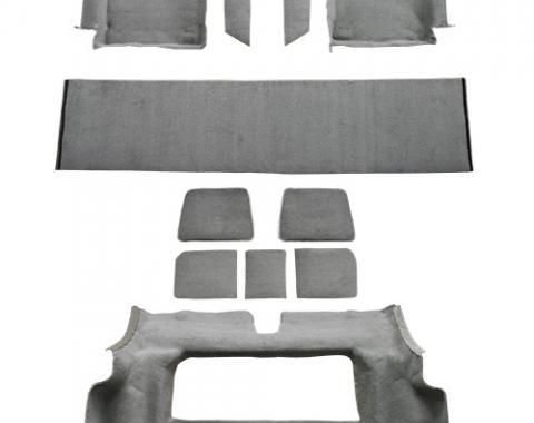 ACC  Chevrolet Corvette Complete with 3 Compt Doors Cutpile Carpet, 1978-1979