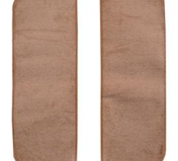 ACC  Chevrolet C10 Pickup Door Panel Inserts without Cardboard 2pc Loop Carpet, 1960-1966