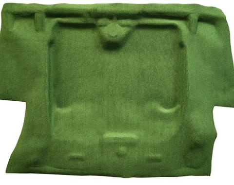 ACC  Chevrolet Camaro Coupe Molded Trunk Area Loop Carpet, 1967-1968