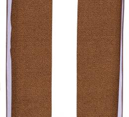 ACC  Chevrolet Impala Door Panel 2DR Inserts 2pc Loop Carpet, 1965