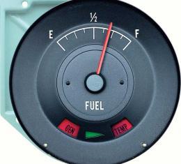 OER 1968 Firebird Standard Dash Fuel Gauge 6431007