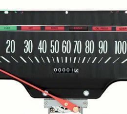 OER 1966 Chevrolet Full Size Speedometer 6456802
