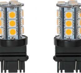 OER 3157 Series Amber LED Bulb 6000K LE3157A