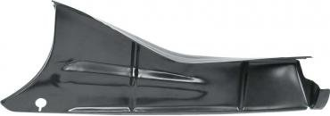 OER 1966-67 Chevy II Nova, Trunk Drop Off Filler Panel LH, EDP Coated N1633L