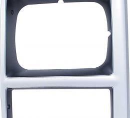 OER 1989-91 Chevrolet Pickup, Blazer, Suburban R/V , Headlamp Bezel, w/Single Headlamp, Drivers Side T70557