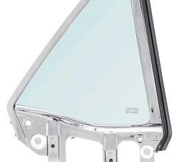 OER 1967-68 Mustang, Quarter Window Assembly, Convertible, With Tinted Glass, RH 29959Q