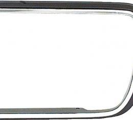 OER 1967-68 Camaro Rally Sport Headlamp Door Molding, LH 3919155