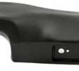 OER 1969-70 Chevrolet Full Size Without A/C Black Padded Dash 3935945
