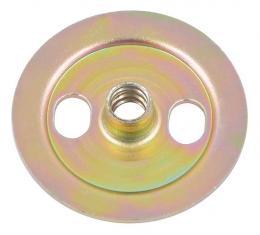 OER 1970-81 F-Body Door Glass Roller nut 152744