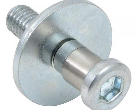 OER 1965-02 Door Lock Striker with Washer 8770193