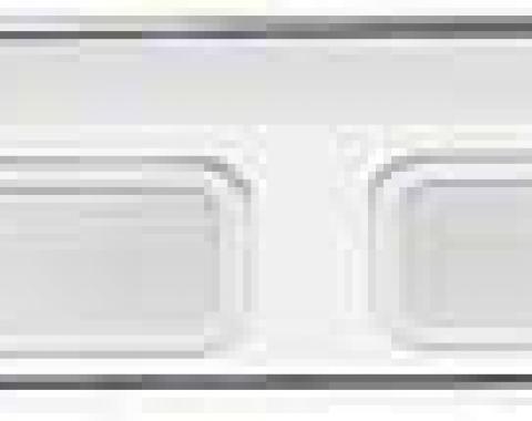 Camaro Door Sill Plate, Left, 1970-1981