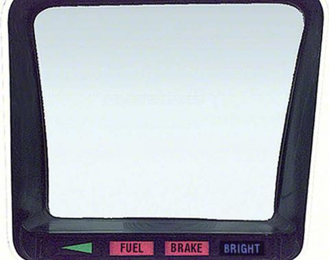 OER 1969 Camaro Dash Speedo Lens without Tell Tale 6482842