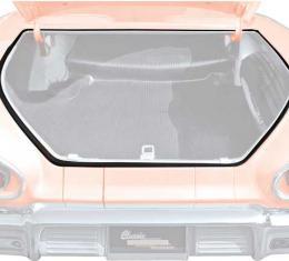 OER 1958-75 Impala / Full-Size Rubber Trunk Weatherstrip WS516