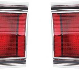 OER 1967 Dodge Dart Tail Lamp Assemblies MA8170