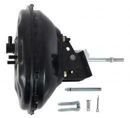 """OER 11"""" Power Brake Booster, GM A & F-Body Style, Single Diaphragm, Black PB1088B"""
