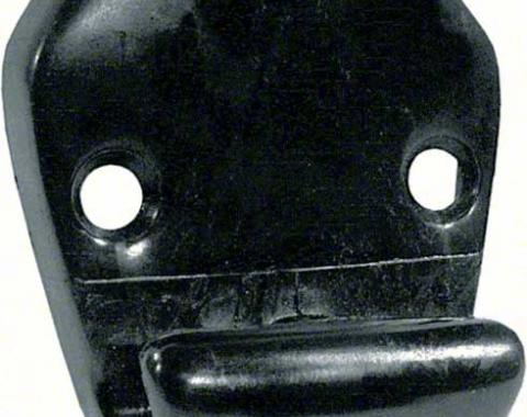 OER 1967 Camaro / Firebird Coupe Black Inner Mirror Boot K25B