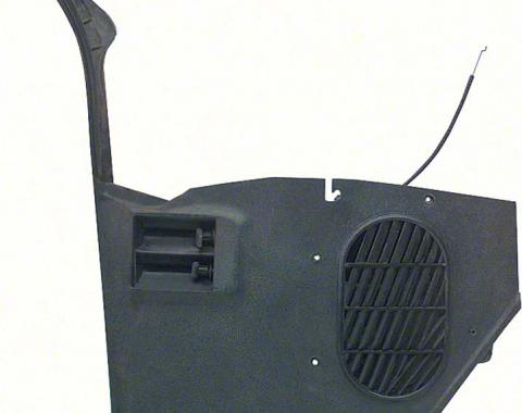 OER 1969 Camaro Without AC Kick Panel, LH 8752667