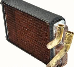 """OER 1960-66 Chevrolet/GMC Trucks W/ Deluxe Heater - Copper/Brass Heater Core (9-1/2"""" X 6-3/8"""" X 1-7/8"""") 3005388"""