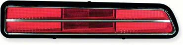 OER 1969 Camaro RS Tail Lamp Lens, RH 5960964