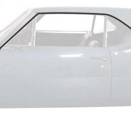 OER 1967 Camaro / Firebird Coupe Original Style Latex Roof Rail Weatherstrip WS512