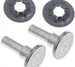OER 1967 Camaro / Firebird Ash Try Cover Hinge Pin Kit *3893867
