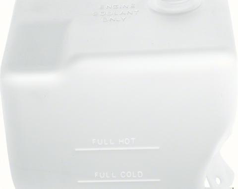 OER 1989-92 Camaro / Firebird Radiator Overflow Jar 10170175