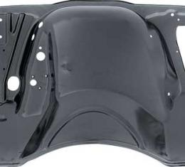 OER 1967-68 Chevrolet, GMC Truck, Firewall, with Toe Panel, w/o AC, 2WD, C10, C20, C30, EDP Coated CX4866