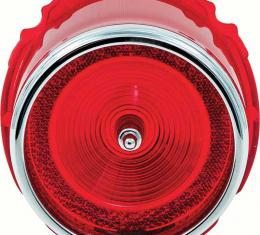 OER 1965 Impala Tail Lamp Lens With Trim 5956328